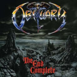 OBITUARY - The End Complete / Digipak CD