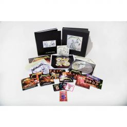...And Justice For All Remastered LTD. Deluxe Boxset