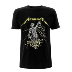 And Justice For All Tracks / T-Shirt