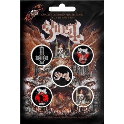 Prequelle / Button Badge Pack
