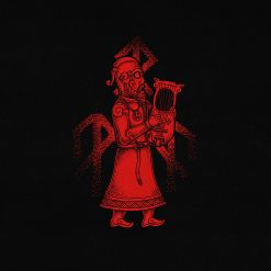WARDRUNA - Skald / BLACK LP