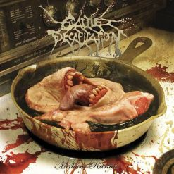 53100 cattle decapitation medium rarities digipak cd grindcore