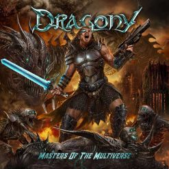 dragony masters of the multiverse cd