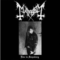 MAYHEM - Live In Sarpsborg / CD + DVD