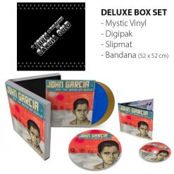 53336 john garcia john garcia and the band of gold mystery fan deluxe box stoner rock