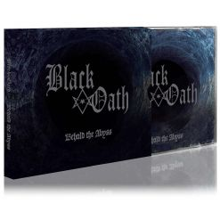 black oath behold the abyss cd