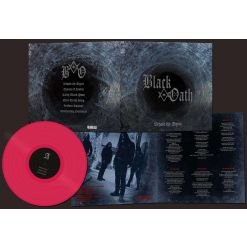 BLACK OATH - Behold the Abyss / HOT PINK MAGENTA LP Gatefold