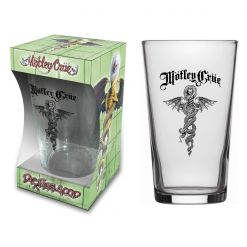 MÖTLEY CRÜE - Dr. Feelgood / Beer Glass
