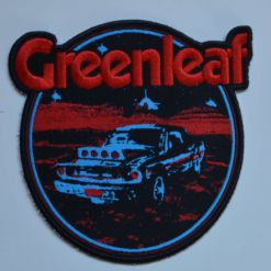 53496 greenleaf desert car patch