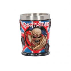 IRON MAIDEN - Trooper / Shot Glass