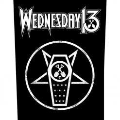 53723 wednesday 13 what the night brings backpatch