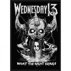 53727 wednesday 13 what the night brings patch