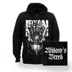 53979 legion of the damned widows breed zip hoodie
