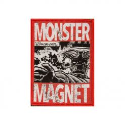 MONSTER MAGNET - Spacelord Comic / Patch
