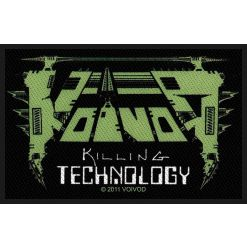 VOIVOD - Killing Technology / Patch