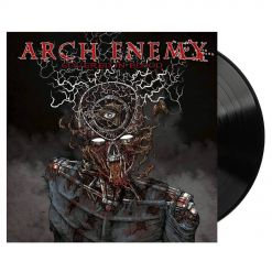 arch enemy covered in blood black vinyl