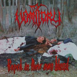 VOMITORY - Raped In their Own Blood / Digipak CD