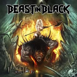 BEAST IN BLACK - From Hell With Love / BLACK 2-LP Gatefold