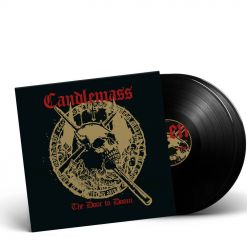 54243 candlemass the door to doom black vinyl doom metal