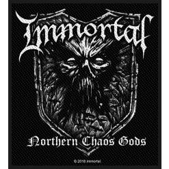 IMMORTAL - Northern Chaos Gods / Patch