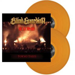 BLIND GUARDIAN - Tokyo Tales (remixed) / ORANGE 2-LP Gatefold