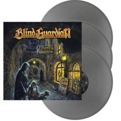 BLIND GUARDIAN - Live (remastered) / SILVER 3-LP Gatefold