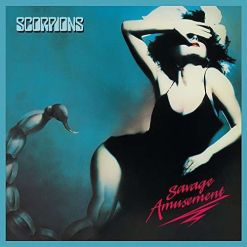 SCORPIONS - Savage Amusement / Digipak CD