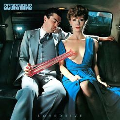 SCORPIONS - Lovedrive / CD