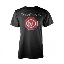 54601 dream theater red logo t-shirt
