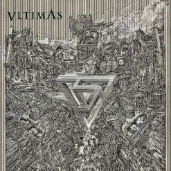 VLTIMAS - Something Wicked Marches In / Digipak CD