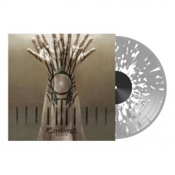 ENSLAVED - Riitiir / CLEAR/WHITE/GREY Splatter 2-LP