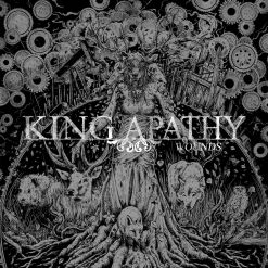 KING APATHY - Wounds / Digipak CD