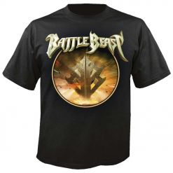 BATTLE BEAST - No More Hollywood Endings / T-Shirt