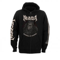 54839-1 nervosa downfall of mankind zip hoodie