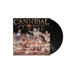 CANNIBAL CORPSE - Gore Obsessed / BLACK LP