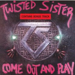 TWISTED SISTER - Come Out And Drive / CD