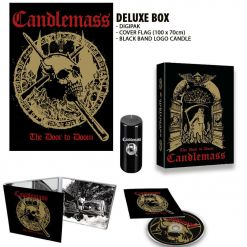 The Door To Doom / Deluxe Boxset + Candle Bundle