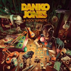 DANKO JONES - A Rock Supreme / BOX