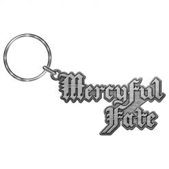 mercyful fate logo key ring