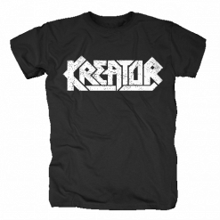 kreator satan is real t-shirt