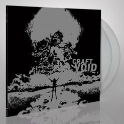 CRAFT - Void / CRYSTAL CLEAR 2-LP Gatefold