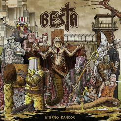 BESTA - Eterno Rancor / Digipak CD