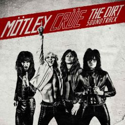 MÖTLEY CRÜE - The Dirt Soundtrack / CD