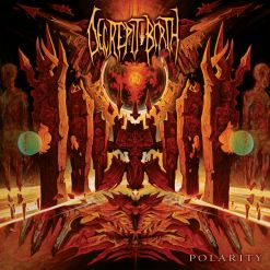 DECREPIT BIRTH - Polarity / Digipak CD