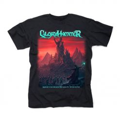 GLORYHAMMER - Legends from Beyond the Galactic Terrorvortex / T- Shirt