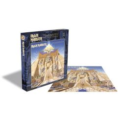 IRON MAIDEN - Powerslave / Puzzle