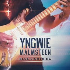 YNGWIE MALMSTEEN - Blue Lightning / CD