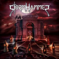 STORMHAMMER - Seven Seals / Digipak CD