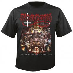 possessed tshirt men napalm records