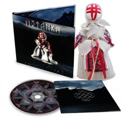MOTANKA - Motanka / Digipak CD + Doll Deluxe Edition Bundle